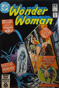 Cover Thumbnail for Wonder Woman (DC, 1942 series) #274 [Direct]