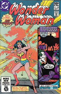 Cover Thumbnail for Wonder Woman (DC, 1942 series) #283 [Direct]