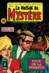 Cover Thumbnail for La Maison du Mystère (Arédit-Artima, 1975 series) #2