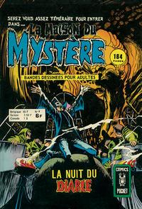 Cover Thumbnail for La Maison du Mystère (Arédit-Artima, 1975 series) #4