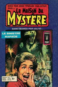 Cover Thumbnail for La Maison du Mystère (Arédit-Artima, 1975 series) #6