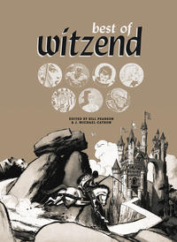 Cover Thumbnail for Best of Witzend (Fantagraphics, 2018 series)