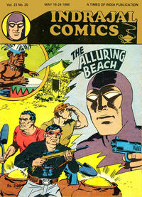 Cover Thumbnail for Indrajal Comics (Bennet, Coleman & Co., 1964 series) #v23#20 [620]