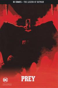 Cover Thumbnail for DC Comics - The Legend of Batman (Eaglemoss Publications, 2017 series) #18 - Prey