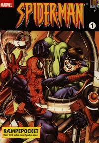 Cover Thumbnail for Spider-Man kæmpepocket (Egmont, 2004 series) #1