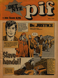 Cover Thumbnail for Pif (Egmont, 1973 series) #3/1975