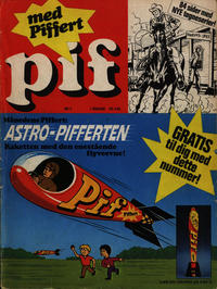 Cover Thumbnail for Pif (Egmont, 1973 series) #2/1973