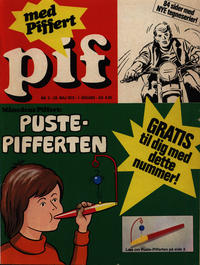 Cover Thumbnail for Pif (Egmont, 1973 series) #3/1973