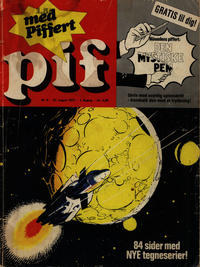 Cover Thumbnail for Pif (Egmont, 1973 series) #6/1973