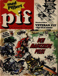 Cover Thumbnail for Pif (Egmont, 1973 series) #7/1973