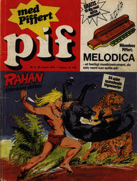Cover Thumbnail for Pif (Egmont, 1973 series) #8/1973