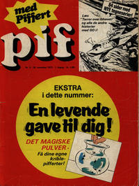 Cover Thumbnail for Pif (Egmont, 1973 series) #9/1973