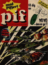 Cover Thumbnail for Pif (Egmont, 1973 series) #3/1974