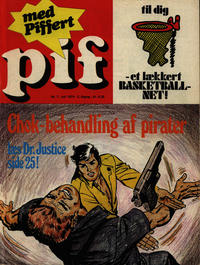 Cover Thumbnail for Pif (Egmont, 1973 series) #7/1974