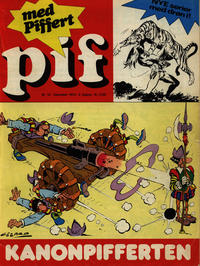 Cover Thumbnail for Pif (Egmont, 1973 series) #12/1974