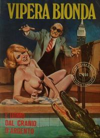 Cover Thumbnail for Vipera Bionda (Edifumetto, 1977 series) #9