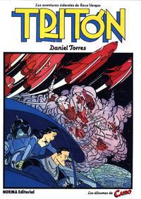 Cover Thumbnail for Los álbumes de Cairo (NORMA Editorial, 1983 series) #4 - Tritón