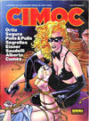 Cover for Cimoc (NORMA Editorial, 1981 series) #84