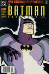 Cover for The Batman Adventures (DC, 1992 series) #34 [Newsstand]