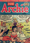 Cover for Archie Comics (H. John Edwards, 1950 ? series) #45