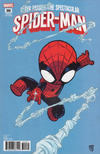 Cover Thumbnail for Peter Parker: The Spectacular Spider-Man (2017 series) #300 [Variant Edition - Skottie Young Cover]