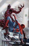 Cover Thumbnail for Peter Parker: The Spectacular Spider-Man (2017 series) #300 [Variant Edition - Gabriele Dell'Otto Virgin Cover]