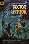 Cover Thumbnail for The Occult Files of Dr. Spektor (1973 series) #4 [Whitman]