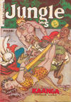 Cover for Jungle Comics (H. John Edwards, 1950 ? series) #13