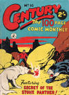 Cover for Century, The 100 Page Comic Monthly (K. G. Murray, 1956 series) #16