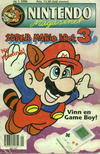 Cover for Nintendo magasinet (Atlantic Förlags AB; Pandora Press, 1990 series) #1/1990