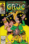 Cover for Sergio Aragonés Groo the Wanderer (Marvel, 1985 series) #36 [Direct]