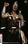 Cover Thumbnail for Wonder Woman (2016 series) #51 [Jenny Frison Variant Cover]