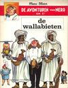 Cover for Nero (Standaard Uitgeverij, 1965 series) #11 - De Wallabieten