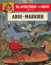 Cover for Nero (Standaard Uitgeverij, 1965 series) #4 - Aboe-Markoeb