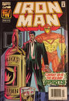 Cover Thumbnail for Iron Man (1968 series) #313 [Newsstand]
