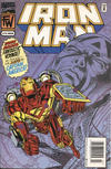 Cover Thumbnail for Iron Man (1968 series) #314 [Newsstand]