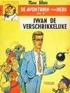 Cover for Nero (Standaard Uitgeverij, 1965 series) #28