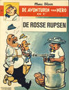Cover for Nero (Standaard Uitgeverij, 1965 series) #30
