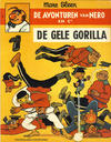 Cover for Nero (Standaard Uitgeverij, 1965 series) #26 - De gele gorilla