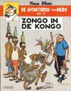Cover for Nero (Standaard Uitgeverij, 1965 series) #25 - Zongo in de Kongo [Herdruk 1980]