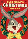 Cover for Bugs Bunny's Christmas Funnies (Dell, 1950 series) #2 [35¢ Variant]