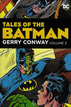 Cover for Tales of the Batman: Gerry Conway (DC, 2017 series) #2