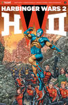Cover for Harbinger Wars 2 (Valiant Entertainment, 2018 series) #4 [Cover C - Juan José Ryp]