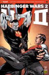 Cover for Harbinger Wars 2 (Valiant Entertainment, 2018 series) #4 Pre-Order Edition