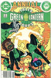 Cover Thumbnail for Tales of the Green Lantern Corps Annual (1985 series) #1 [Canadian]