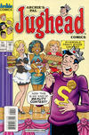 Cover for Archie's Pal Jughead Comics (Archie, 1993 series) #162 [Direct Edition]