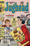 Cover for Archie's Pal Jughead Comics (Archie, 1993 series) #142 [Newsstand]