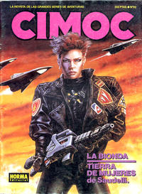 Cover Thumbnail for Cimoc (NORMA Editorial, 1981 series) #82