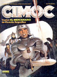 Cover Thumbnail for Cimoc (NORMA Editorial, 1981 series) #83