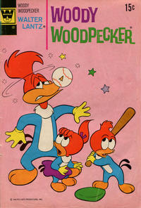 Cover Thumbnail for Walter Lantz Woody Woodpecker (Western, 1962 series) #125 [Whitman]